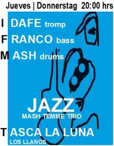 Mash-Temme-Trio