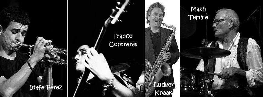 7.5. | 20:00 hrs :  Jazz - último concierto de la temporada (2/6)