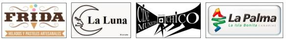 Vier Logos